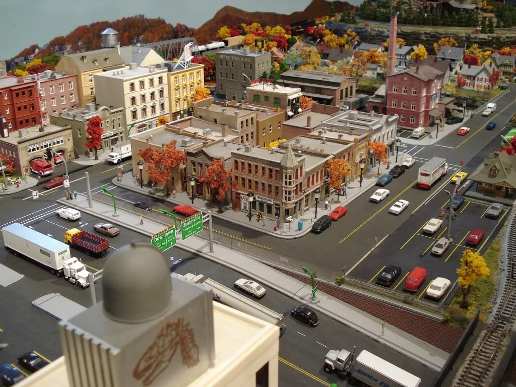 Susquehanna Valley Model Train N Scale Layout