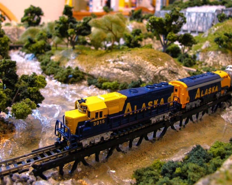 N Scale Train Layout Image 13