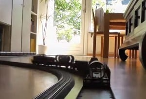 Automatic Control Model Train Layout Image 1