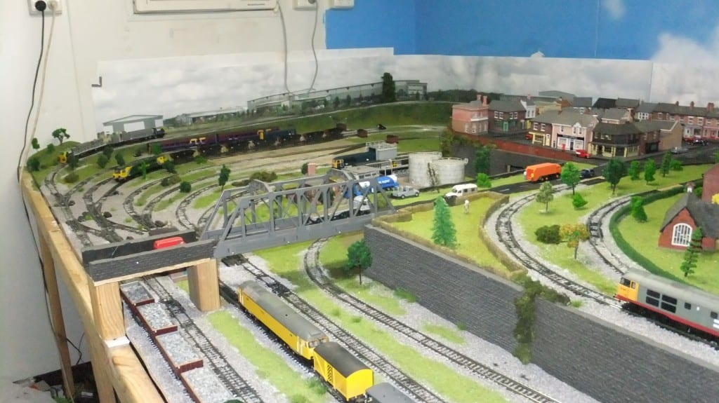 Great Model Train Layout