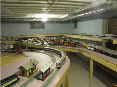 Richard s Monster Model Train Layout