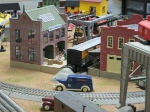 O Gauge Model Train Image 10