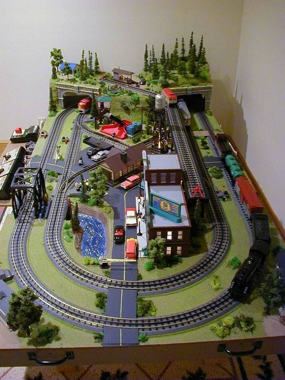 Top 7 O Scale Model Train Layouts