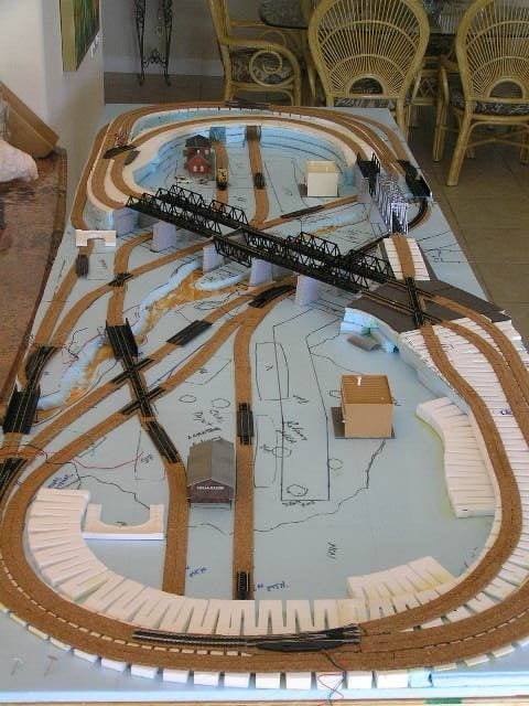 5 Thought Stimulating N Scale Model Train Layouts