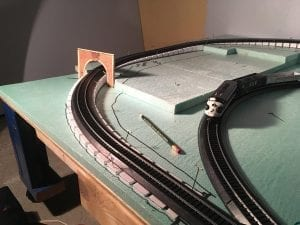 4x8 HO Scale Layout Tunnel